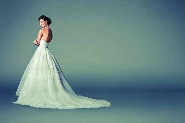 موديلات فساتين العرائس 2013 - فساتين عرائس 2013