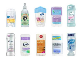 Merk deodorant yang bagus untuk pria dan wanita