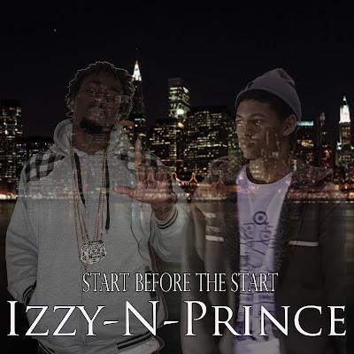 MIXTAPE : START BEFORE THE START - De Izzy-N-Prince !