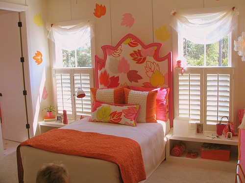 Little Girl Bedroom Decorating Ideas | Kitchen Layout and Decor Ideas