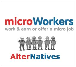 Microworker alternative