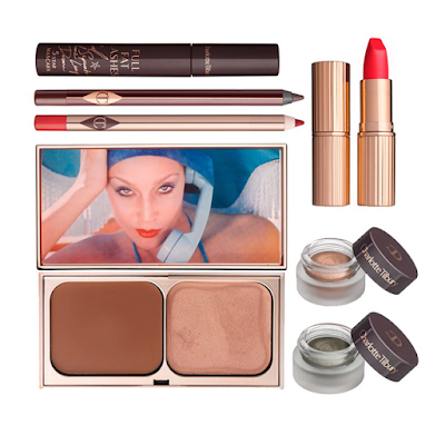 Charlotte Tilbury x Norman Parkinson Collection