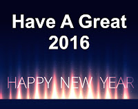 Happy New Year 2016 image