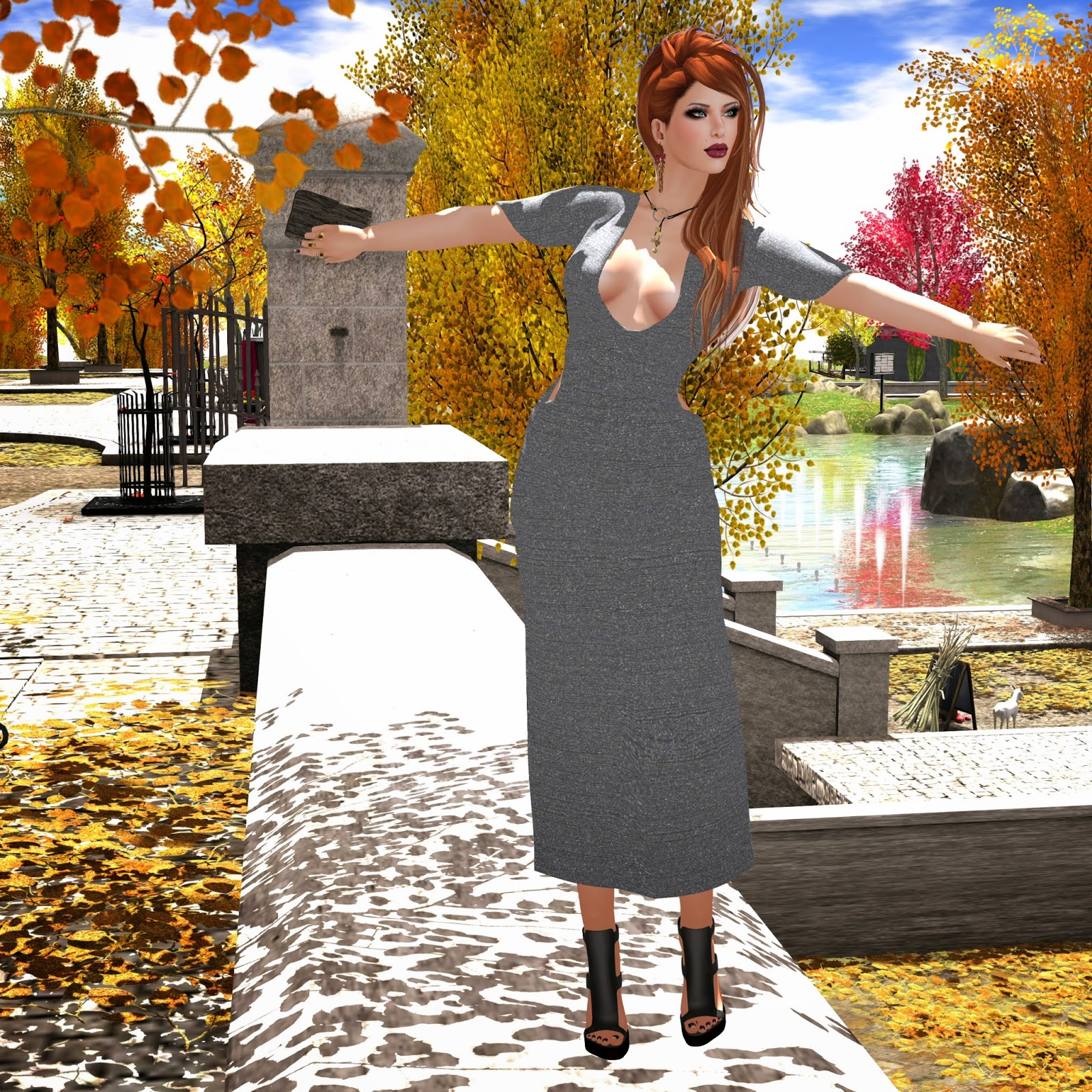 lushish catz kingdom dress,exile hair,miss canning queenie shoes