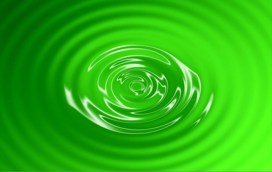 Green 3D Cool Wallpapers