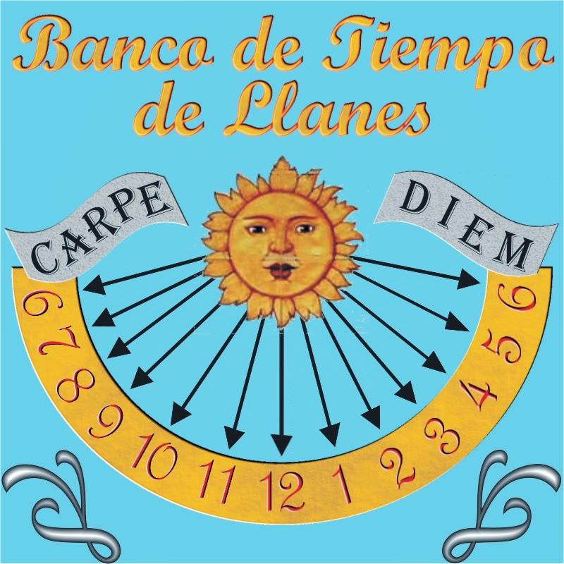 Logo del Banco de Tiempo de Llanes