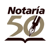 Notaría Pública 50