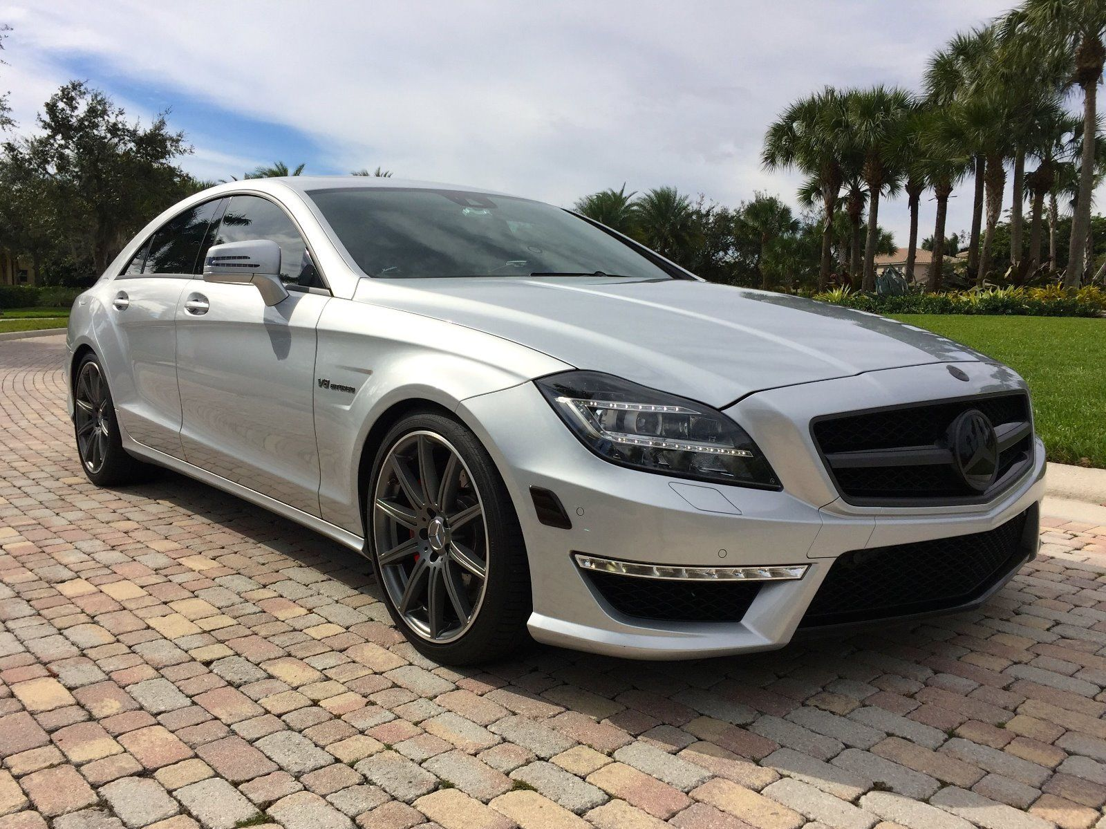 2014 mercedes benz w218 cls 63 s amg benztuning for Mercedes benz cls 2014