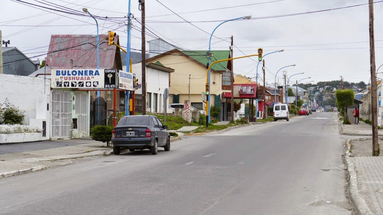 Ushuaia der etwas morbide Charme