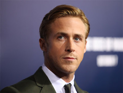 RYAN GOSLING CASUAL HAIRSTYLE
