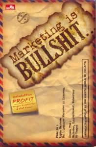 beli buku online marketing is bullshit ippho santosa rumah buku iqro toko buku online