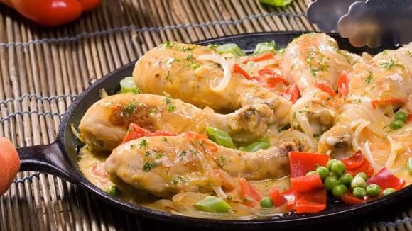 Pollo Del Huerto