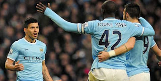 Video Cuplikan Gol City VS Spurs 6-0