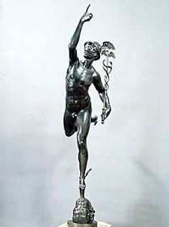 Mercurio, de Giambologna