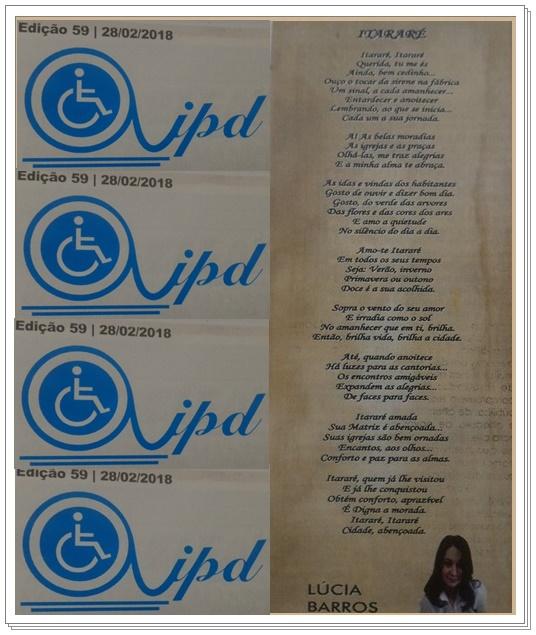 JORNAL AIPD: Poema Lucia Barros: Itararé.