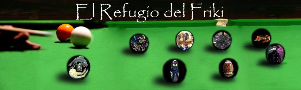 El Refugio del Friki