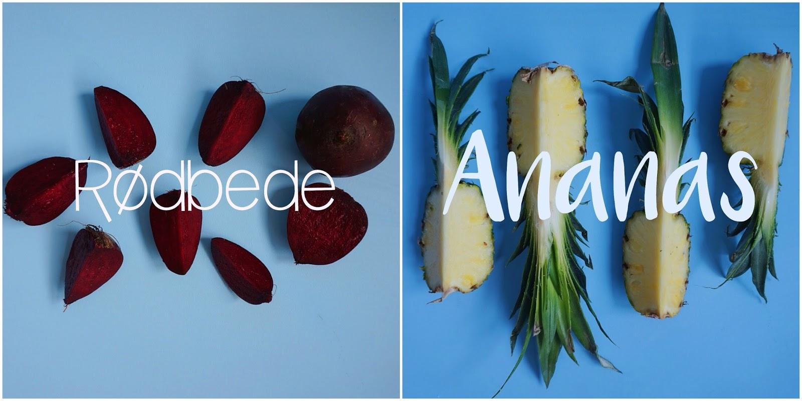 kropspeeling brug skraellen fra en ananas
