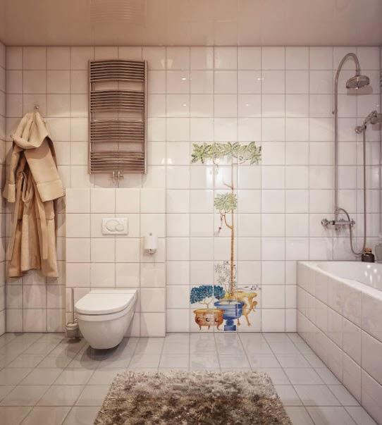 Lastest Girl39s Bathroom Design  Contemporary  Bathroom  Munger Interiors