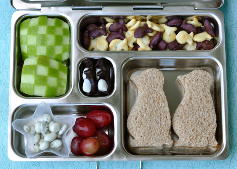 March of the Penguins PlanetBox bento school lunch