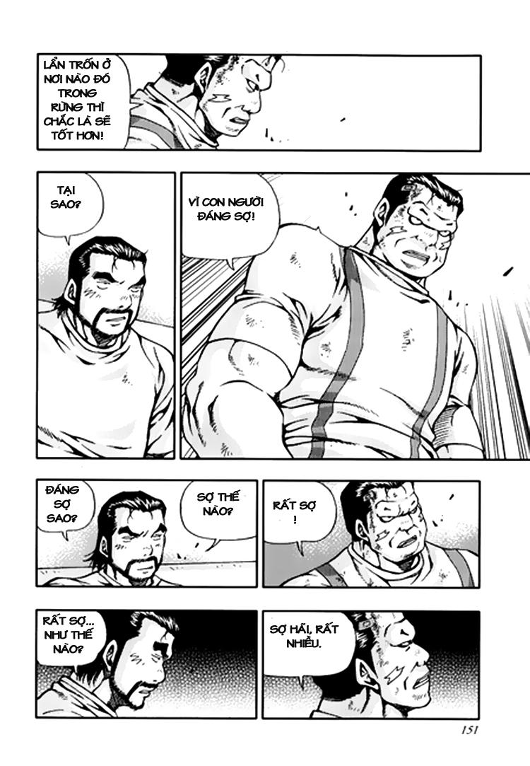 Kid Gang – Nhóc siêu quậy chap 180 – End Trang 5 - Mangak.info