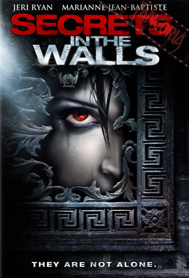 Filme Poster Secrets in the Walls DVDRip XviD & RMVB Legendado