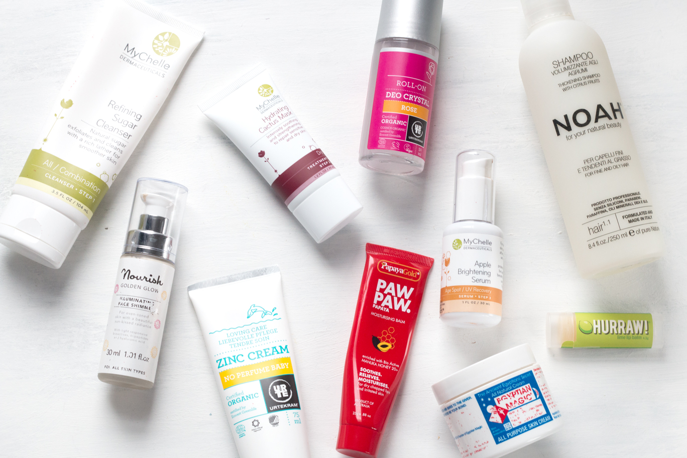 NATURAL BEAUTY PRODUCTS YOU NEED TO BUY