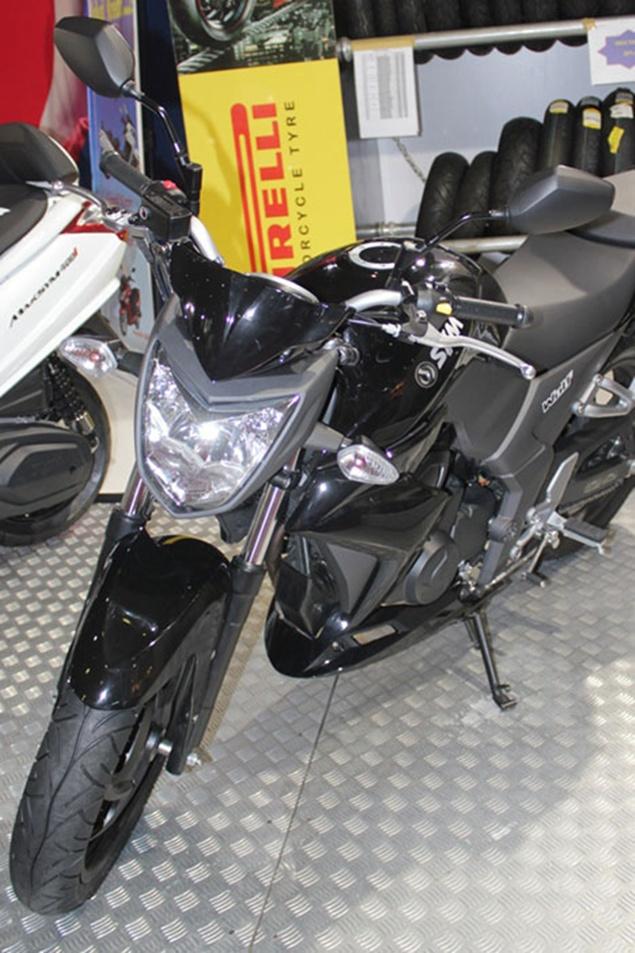 SYM T2 Wolf 250Ni