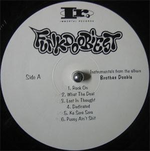 Funkdoobiest – Brothas Doobie (Instrumentals LP) (1995) (256 kbps)