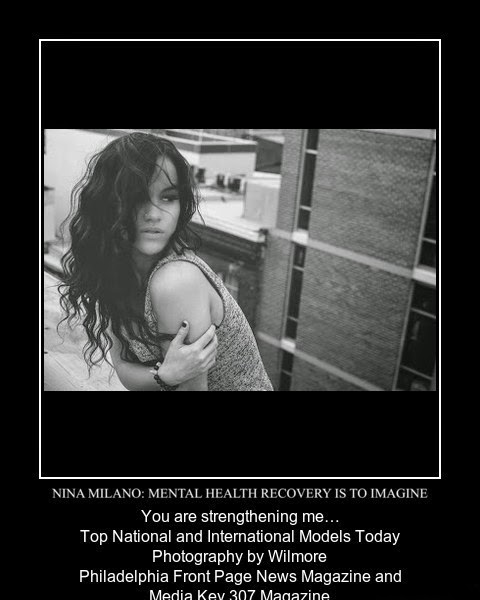 Promotion And Prevention In Mental Health; And Awareness Using Modeling And Photography