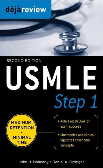 Deja Hướng dẫn ôn USMLE step 1 2e