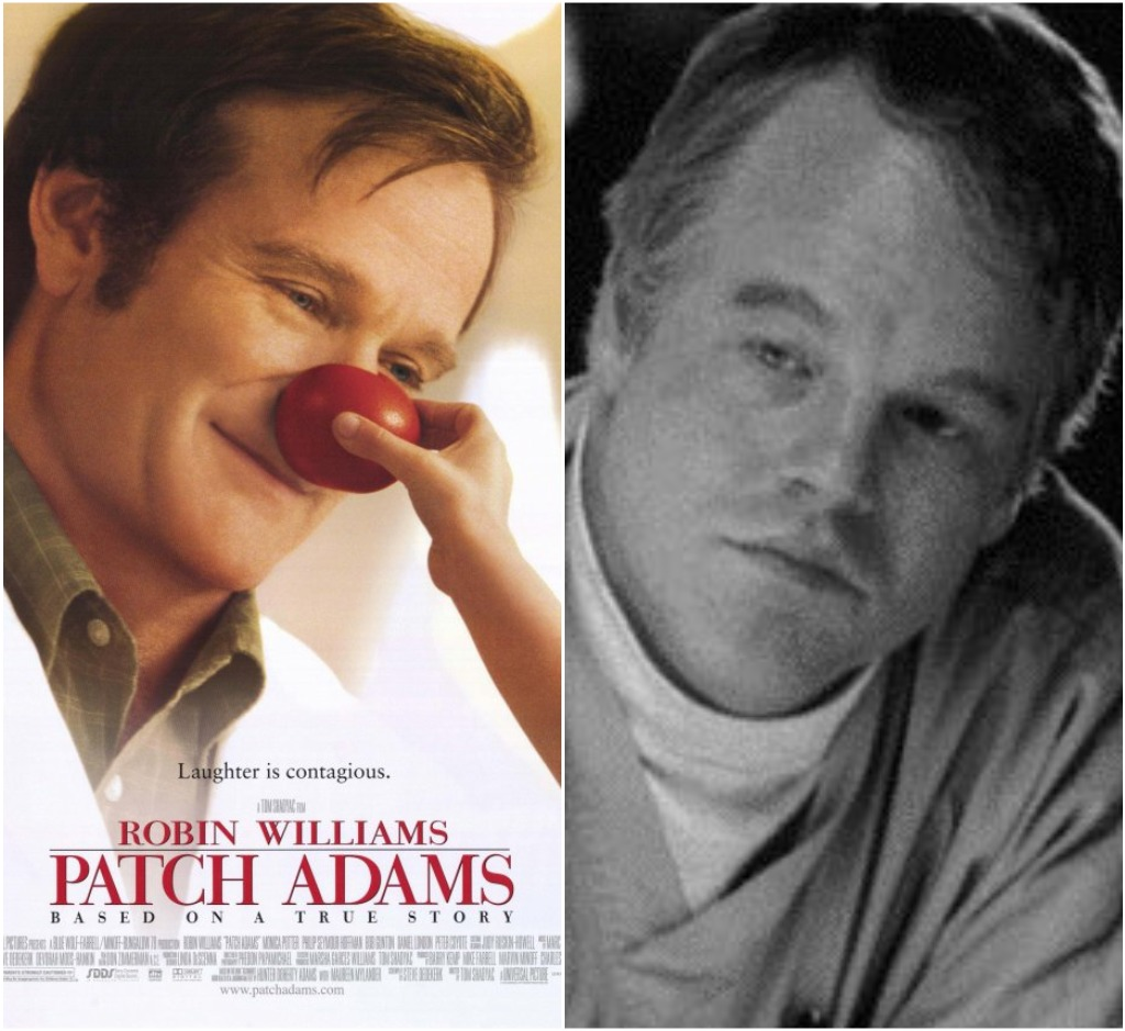 patch adams hollywood movie