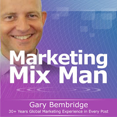 Marketing Mix Man Podcast
