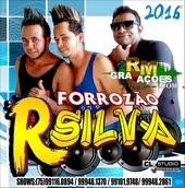 FORROZÃO R-SILVA VOL.4 2016 - CD PROMOCIONAL DE JUNHO