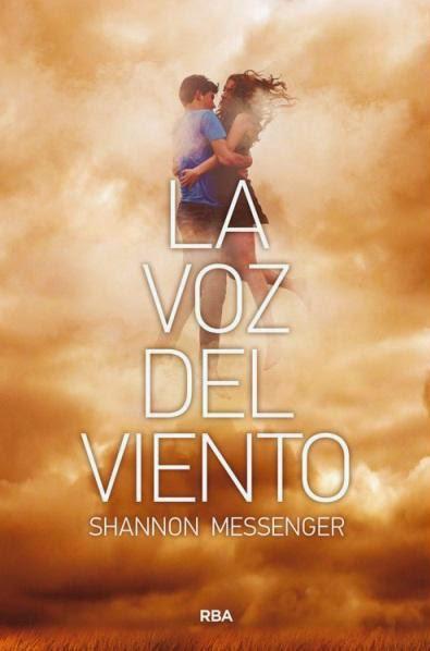 Título: La voz del viento. Autor: Shannon Messenger. Saga: La voz del viento I.