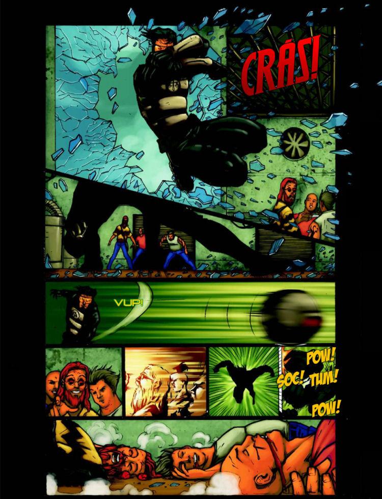Guardião Noturno - Pagina 21