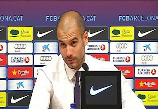 Guardiola: «Mascherano y Keita son mis niñitas, no me los toquéis»