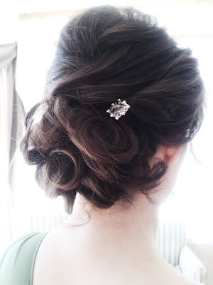 Wedding, Bride, Wedding Hair, Bridal Hair