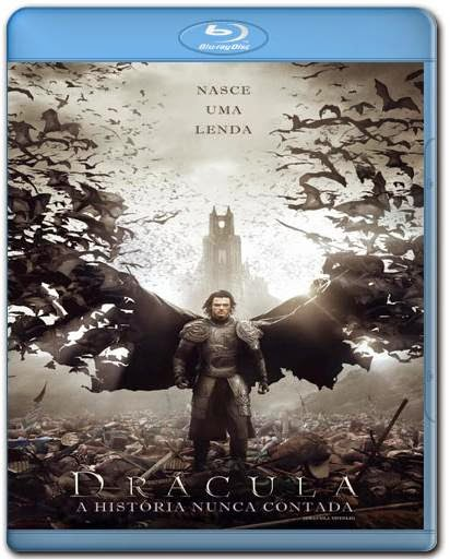 Download Drácula A História Nunca Contada AVI Dual Áudio BDRip Torrent