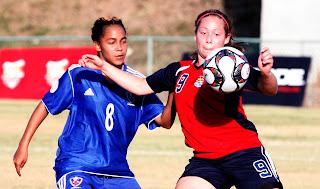 Dominicana iguala en eliminatorias femeninas