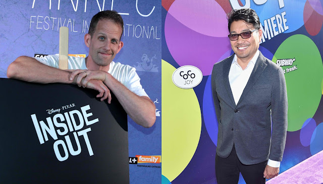 ronnie del carmen pete docter philippines visit inside out