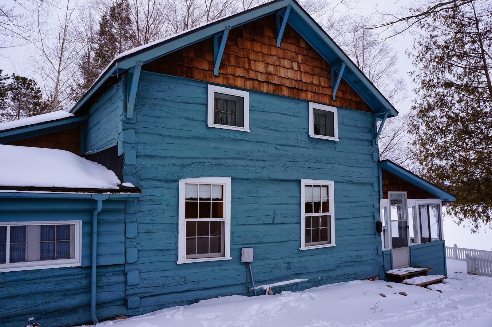 Log Home Repair And Restoration Intermediate Lake Log