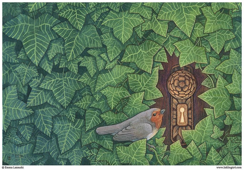 """""""The Secret Garden"""" by Emla"""