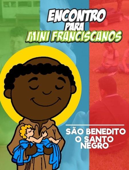ENCONTRO PARA CELEBRAR SÃO BENEDITO