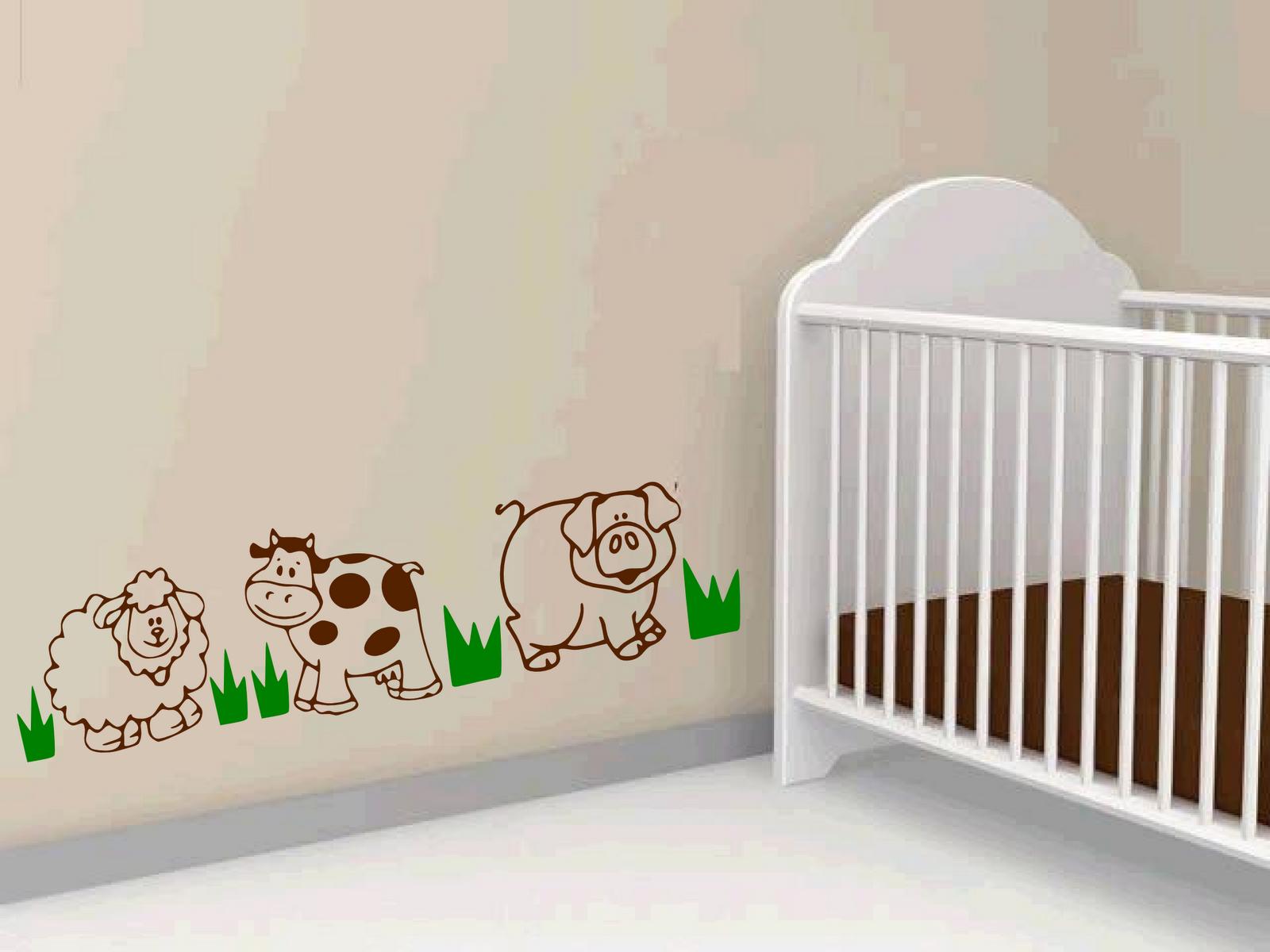 Vinilos decorativos para tu hogar cuartos infantiles - Vinilos decorativos hogar ...