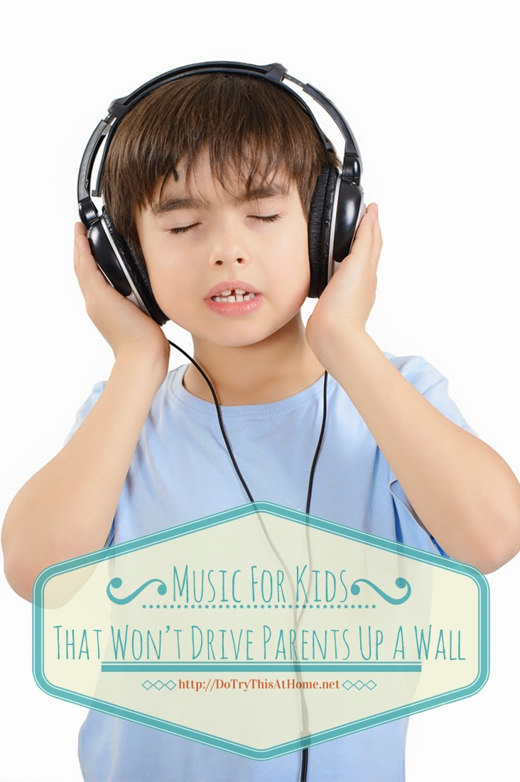 31+ Children's Music CDs that won't drive parents up a wall