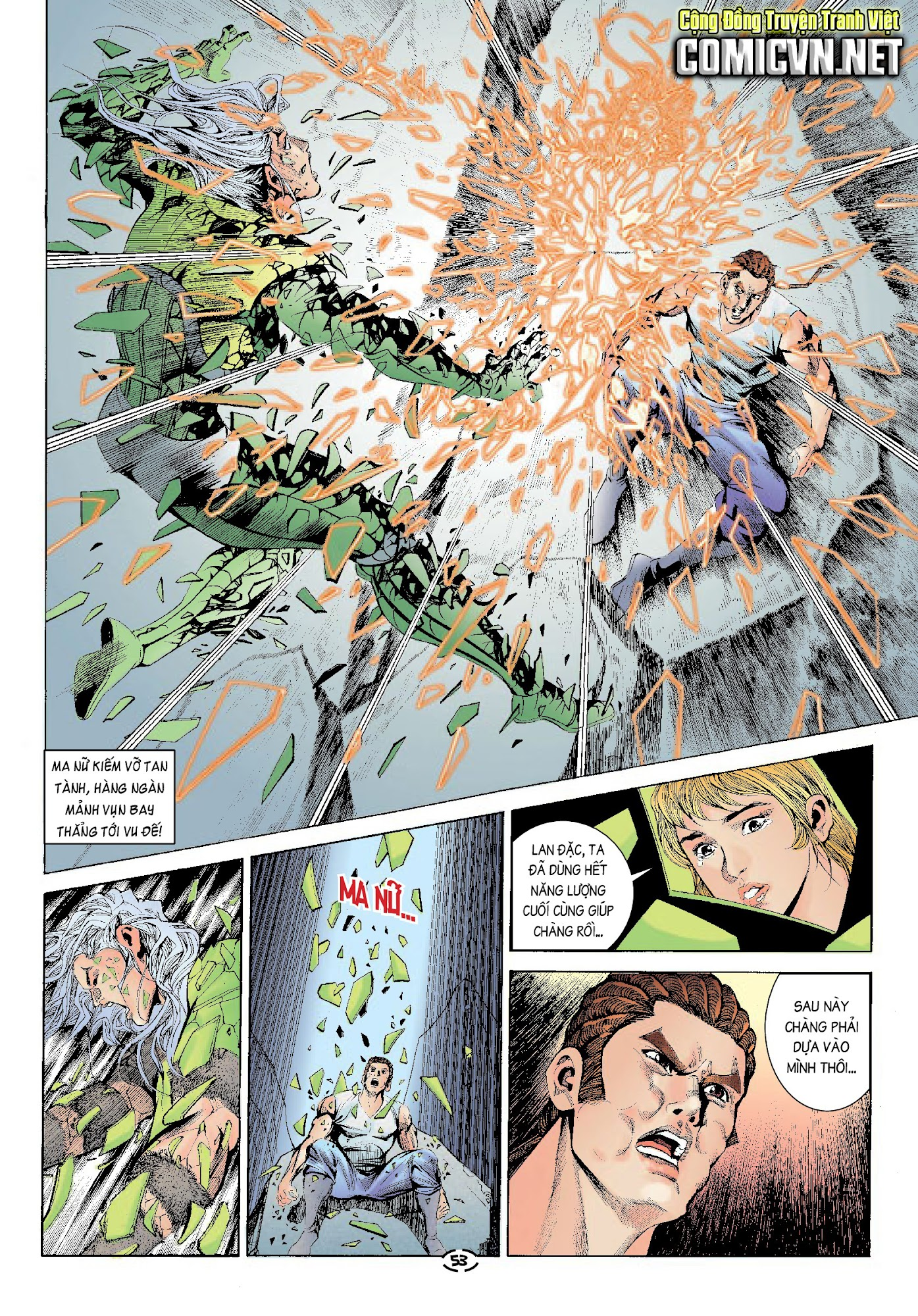 Đại Kiếm Sư Chap 32 - Trang 17
