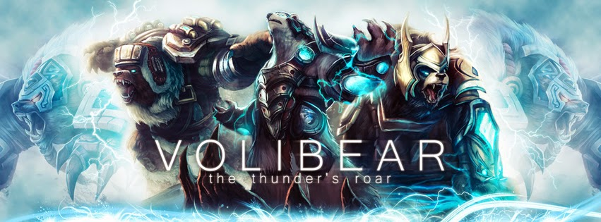 Volibear League of Legends Facebook Cover PHotos
