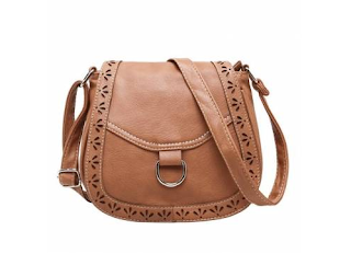 brown cross body bag banggood