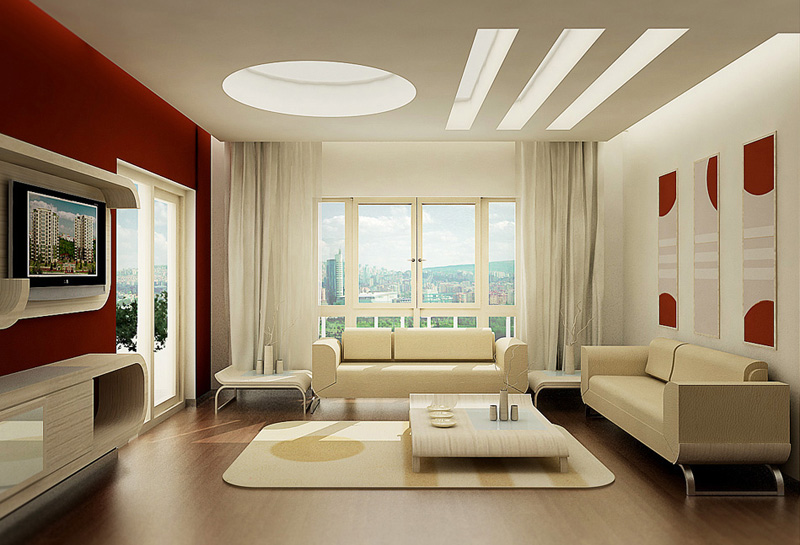 Living Room Design Decoration Ideas Photo