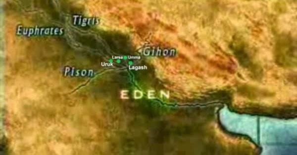 La verdad del planeta tierra misterio sobre el jardin del for Cancion en el jardin del eden